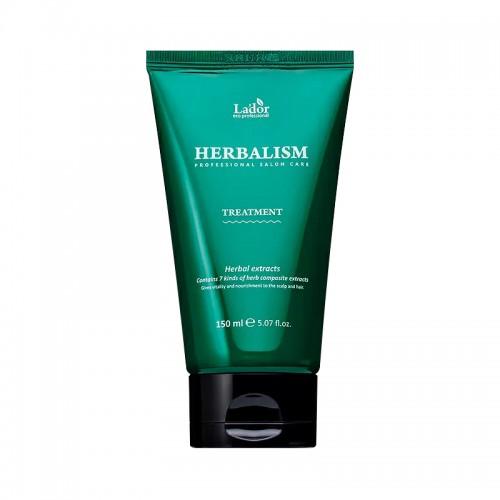 Маска против выпадения волос La.dor Herbalism Treatment с травяными экстрактами и аминокислотами, 150 мл, фото 1, 201.00 грн.