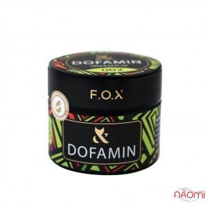 База неоновая F.O.X Base Dofamin 002, яркий лаймово-желтый, 10 мл