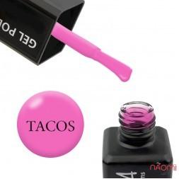 Гель-лак ReformA Tasty Tacos 941250 насичений рожевий, 10 мл