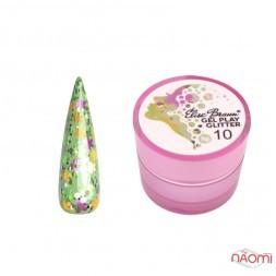 Глітерний гель Elise Braun Gel Play Glitter 10, 5 г