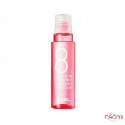 Маска-філлер для волосся Masil 8 Seconds Salon Hair Repair Ampoule відновлююча з амінокислотами, протеїнами і колагеном, 15 мл