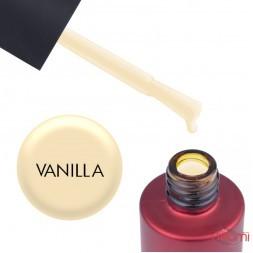 База кольорова Kodi Professional Color Rubber Base Gel Macarons Vanilla, кремова ваніль, 7 мл