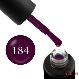 Гель-лак Adore Professional 184 Claret сливовое вино, 7,5 мл