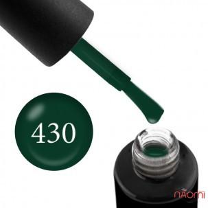 Гель-лак Adore Professional 430 Basil темно-зеленый лесной, 7,5 мл