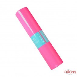 Одноразові простирадла Monaco Style 0,6 м х100 м.п., колір рожевий, щільність 20