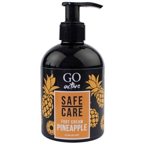 Крем для ног Go Active Safe Care Foot Cream Pineapple, восстанавливающий с экстрактом ананаса, 275 мл, фото 1, 100.00 грн.