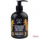 Кислотный пилинг для педикюра Go Active Strong Blade Callus Remover Pineapple усиленного действия, ананас, 275 мл, фото 1, 125.00 грн.
