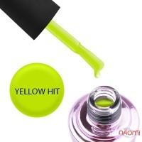 Гель-лак Elise Braun Acid Yellow Butterfly кислотный лимонно-лаймовый, 10 мл