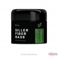 База для гель-лаку з волокнами Siller Professional Fiber Base, 50 мл