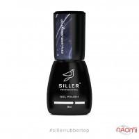 Топ каучуковый для гель-лака Siller Professional Top Rubber, 8 мл