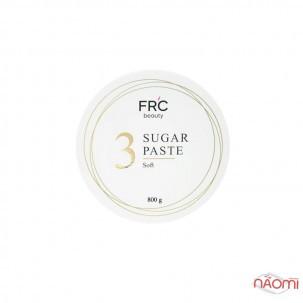 Паста для шугаринга FRC Beauty Sugar Paste Soft 3, 800 г