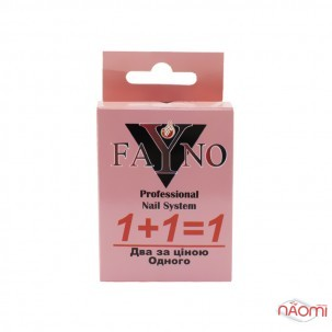 Акция! Набор гель-лаков Fayno №6 (11,12) 1+1 в подарок