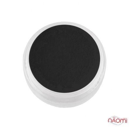 Акриловая пудра F.O.X 004 черный, 3 мл, фото 1, 30.00 грн.