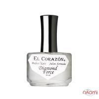 Алмазный укрепитель ногтей EL Corazon Diamond Force № 426 с нано-частицами, 16 мл