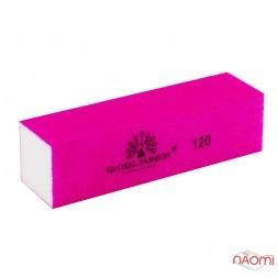 Бафик Global Fashion 120/120 кислотный, цвет в ассортименте