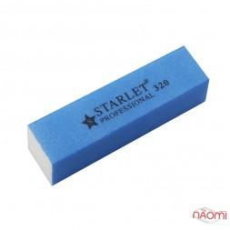 Бафик Starlet Professional 320/320 кислотный, цвет в ассортименте
