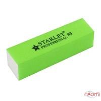 Бафик Starlet Professional 80/80 кислотный, цвет в ассортименте