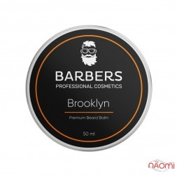 Бальзам для бороды Barbers Professional Brooklyn, 50 мл