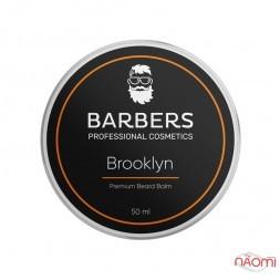 Бальзам для бороди Barbers Professional Brooklyn, 50 мл
