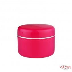 Баночка для геля, 15 мл, цвет розовый