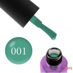 База цветная для гель-лака F.O.X Masha Create Color Base 001 малахитовый, 6 мл