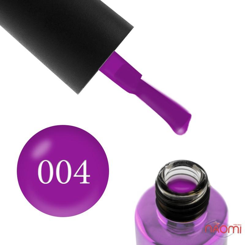 База цветная для гель-лака F.O.X Masha Create Color Base 004 аметистовый, 6 мл, фото 1, 105.00 грн.