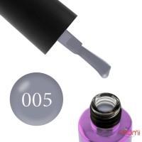 База цветная для гель-лака F.O.X Masha Create Color Base 005 лазуритовый, 6 мл
