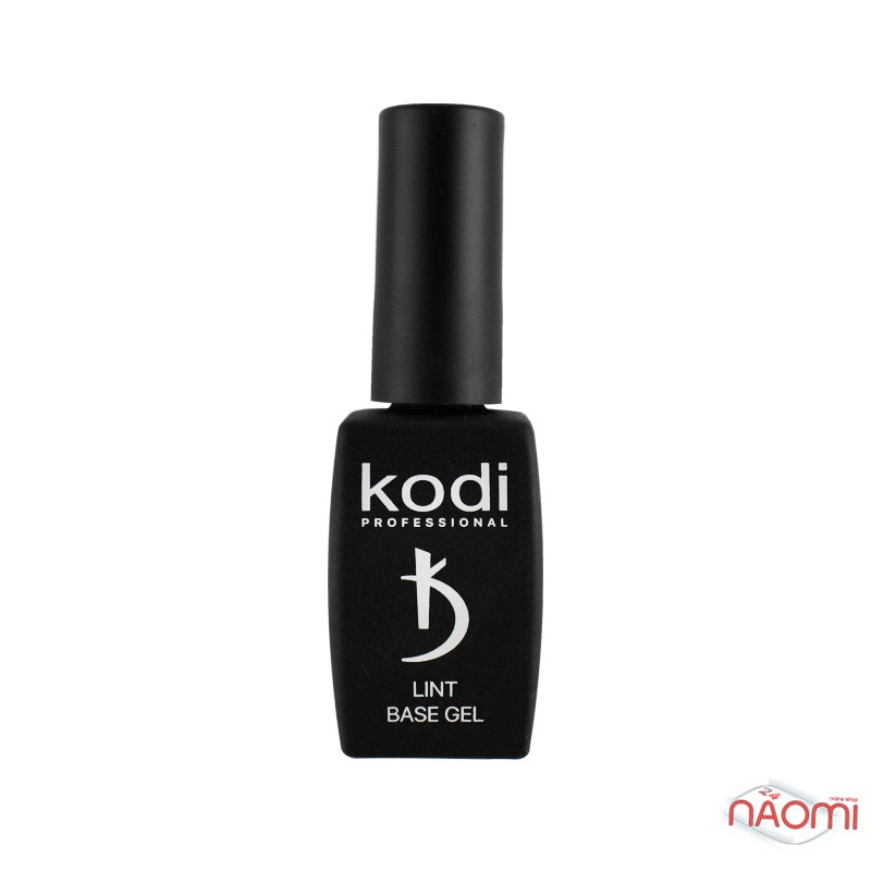 База для гель-лака Kodi Professional Lint Base Gel, 12 мл, фото 1, 160.00 грн.