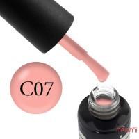 База камуфлирующая для гель-лака Oxxi Professional Cover Base Coat № 7, 10 мл