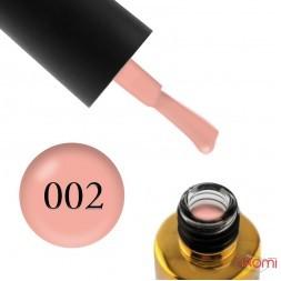 База камуфлирующая каучуковая для гель-лака F.O.X Cover Rubber Base № 02, 6 мл
