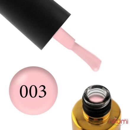База камуфлирующая каучуковая для гель-лака F.O.X Cover Rubber Base № 03, 12 мл , фото 1, 165.00 грн.