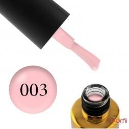 База камуфлирующая каучукова для гель-лаку F.O.X Cover Rubber Base № 03, 6 мл