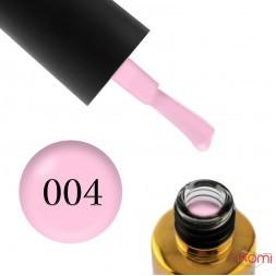 База камуфлирующая каучукова для гель-лаку F.O.X Cover Rubber Base № 04, 6 мл