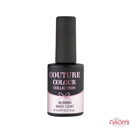 База каучукова для гель-лаку Couture Colour Base Coat, 9 мл, фото 1, 155.00 грн.