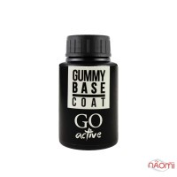 База каучукова для гель-лаку GO Active Gummy Base Coat, 30 мл