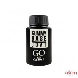 База каучуковая для гель-лака GO Active Gummy Base Coat, 30 мл