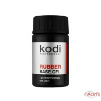База каучуковая для гель-лака Kodi Professional Rubber Base, без кисточки, 14 мл