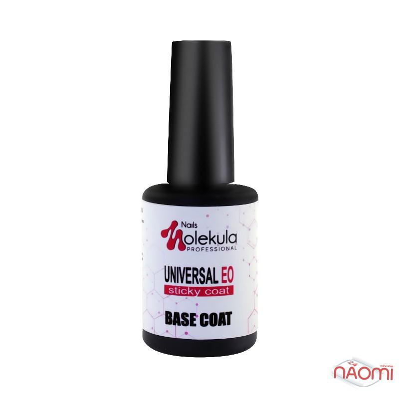 База универсальная для геля и гель-лака Nails Molekula Universal EO Base Coat, 12 мл, фото 1, 130.00 грн.