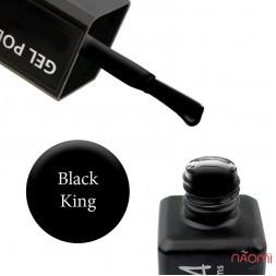 Гель-лак ReformA Black King 941846 чорний, 10 мл