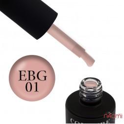 Швидкий білдер-гель Couture Colour Easy Builder Gel EBG 01, 15 мл