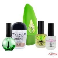 Набір для нігтів відновлення та догляд Care Beauty