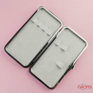 Чохол для пінцетів Yelix Eyelash Special Tools 15,5х8х1,5 см, колір рожевий