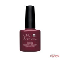 CND Shellac Bloodline бордовый, 7,3 мл