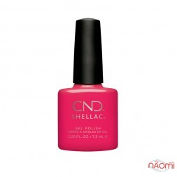 CND Shellac Boho Spirit Offbeat красный, 7,3 мл