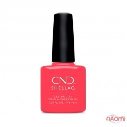 CND Shellac Charm кораллово-розовый, 7,3 мл