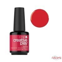 Гель-лак CND Creative Play 413 On a Dare темно-красный, 15 мл