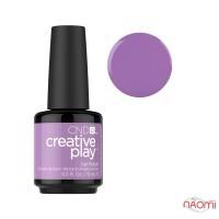 Гель-лак CND Creative Play 443 A Lilacy Story фиолетовый, 15 мл