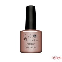 CND Shellac Glacial Illusion Radiant Chill коричнево-серый перламутр, 7,3 мл
