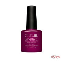 CND Shellac Nightspell Berry Boudoir темно-бордовый, 7,3 мл