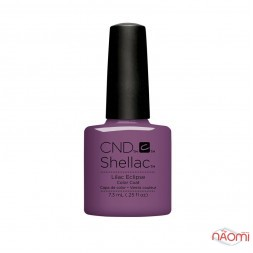 CND Shellac Nightspell Lilac Eclipse лавандово-лиловый. 7,3 мл